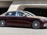 Bőven 100 millió forint felett nyit a biturbó V12-es új Mercedes-Maybach S680