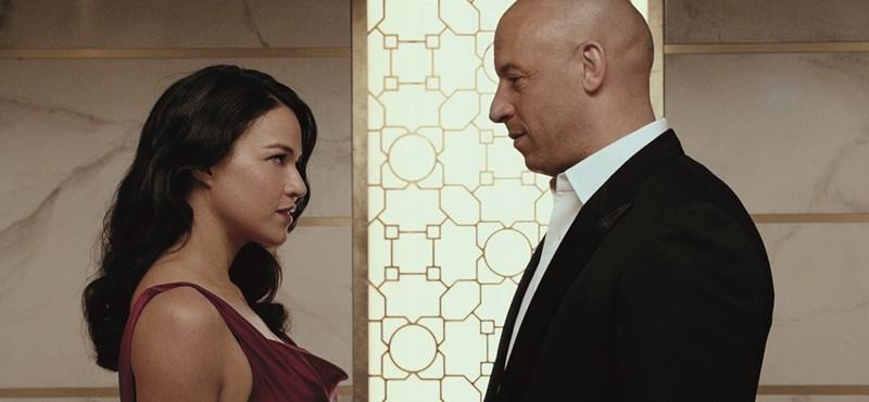 Vin Diesel bejelentette: még három Halálos iramban-film lesz