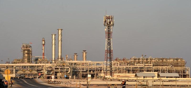Helyreállt a szaúdi olajtermelés a dróntámadás után