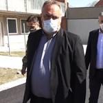 Kiskunhalason folytatta a nagy kórházellenőrzést Orbán Viktor - videó