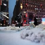 Híre sincs a tavasznak a behavazódott Egyesült Államokban – fotók