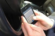 """A nap fotója: """"Csak egy SMS volt"""", és egy totálkáros Suzuki lett belőle"""