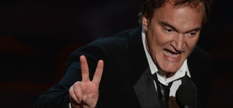 Itt a lista: ők játszanak Tarantino új westernjében