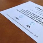 Biztosra megy az NVI: rajzos tájékoztatót kapnak a kvótanépszavazás menetéről a határon túliak