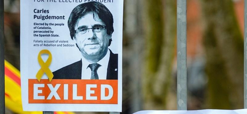 Párbeszédet sürget a kiengedett katalán vezető