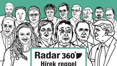 Radar360: Kásler marad, lecsengőben a járvány