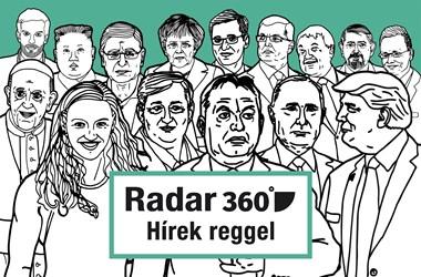 Radar360: Orbán propagandáját nem veszik be, de Merkellel van egy közös titka