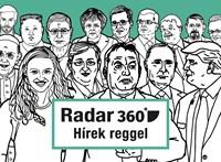 Radar360: Orbán fut a sajtó elől, egy 22 éves törvényt bont