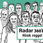 Radar360: Csehországban egyre rosszabb a helyzet, de Franciaországban se jobb