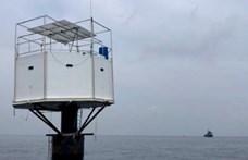 """Lesújtottak a világ első """"törvényen kívüli"""" tengeri lakhelyére Thaiföldön"""