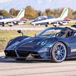 Adók nélkül is közel 2 milliárd forint a Pagani új szupersportkocsija