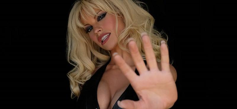 Film készül Pamela Anderson és Tommy Lee szexvideójának történetéből