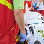 80 kilogramm jéggel mentették meg egy ember életét Érden