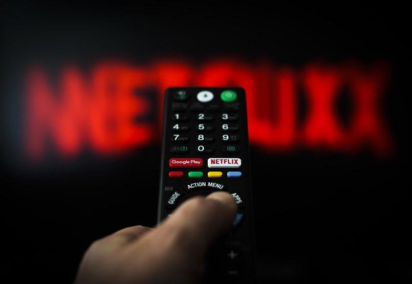 Aunque hay más hambre en serie durante la pandemia, todo el mundo está entrenando a Netflix