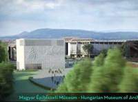 Kiemelt beruházás lett a városligeti Építészeti Múzeum