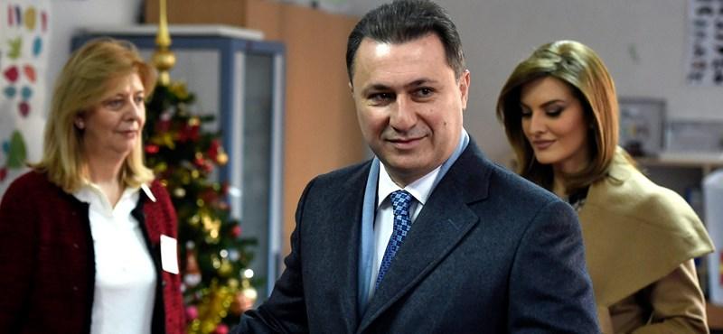 Július óta valószínűleg Gruevszki az egyetlen, aki menedékjogot kapott Magyarországon