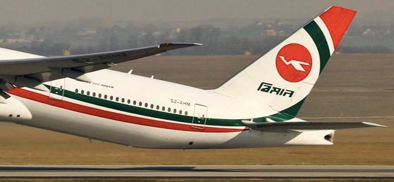 Igazi repülőgép-különlegesség szállt fel ma Ferihegyről – fotó