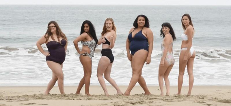 Így néznek ki a Victoria's Secret fürdőruhái, ha átlagos nők viselik őket