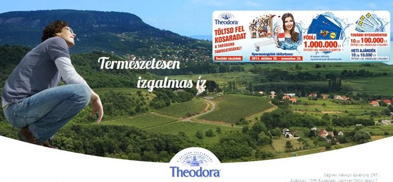 Kiszáll a Nestlé a Kékkútiból, új kézbe kerül a Theodora ásványvíz