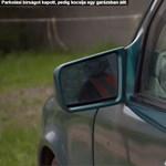 Évekig egy garázsban állt a kocsija, mégis parkolási bírságot követelnek rajta