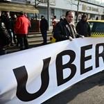 Nézze csak: kivonult tegnap az Uber, ezt mutatja most az alkalmazás – fotó