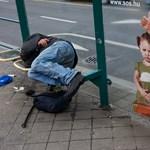 Megsemmisítik a hajléktalanok tárolhatatlan ingóságait