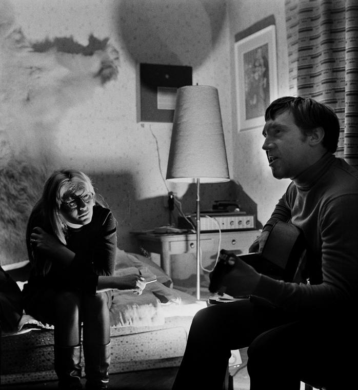 Marina Vlady és Vlagyimir Viszockij (1969) Nagyítás fotógaléria