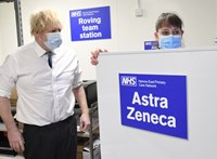 Már több mint 20 millió adag koronavírus-oltást adtak be a britek