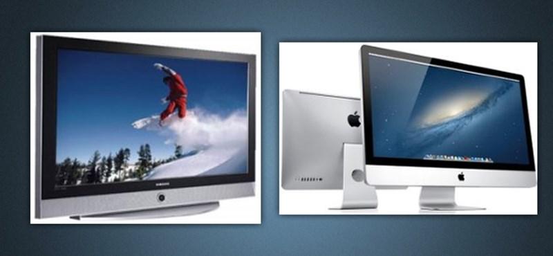 A Samsungtól lopta az Apple az iMac-dizájnt?