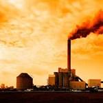 Rekord mértékben csökkent a szén-dioxid-kibocsátás Európában