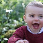 Prince Louis became a year old and celebrated with new pictures
