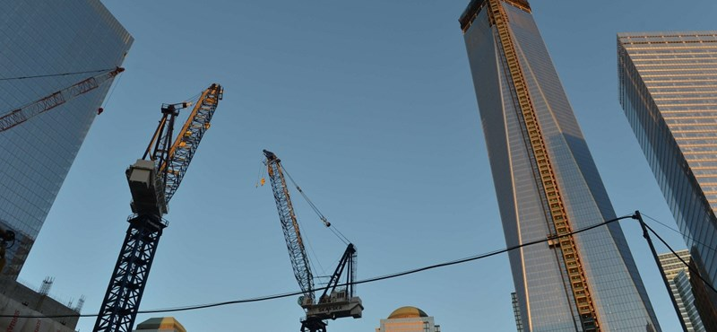 Itt az új World Trade Center