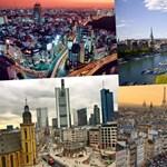 A világ top 10 legdrágább városa