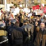 Ismét tüntettek Teheránban a szerdán lelőtt ukrán utasszállító miatt