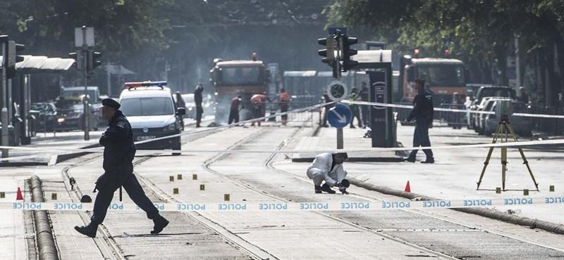 Ki volt a zacskós ember? - A rendőrökre utazhatott a Teréz körúti robbantó