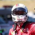 Nagyon nyomul a Ferrari Szuzukában