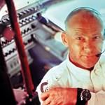 Buzz Aldrint ki kellett menekíteni az Antarktiszról