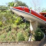 Repülő szálloda Costa Rica partjainál