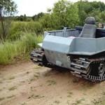 Egy Ladából is lehet pofás harckocsit faragni – galéria