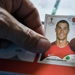 Christiano Ronaldo megérkezett első hivatalos edzésére a Juventushoz