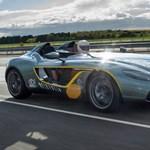 Több mint 170 millióért kelt el az Aston Martin ünnepi izomgépe