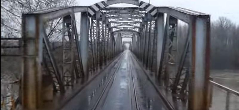 Felújítják az ország egyik leglepukkantabb hídját