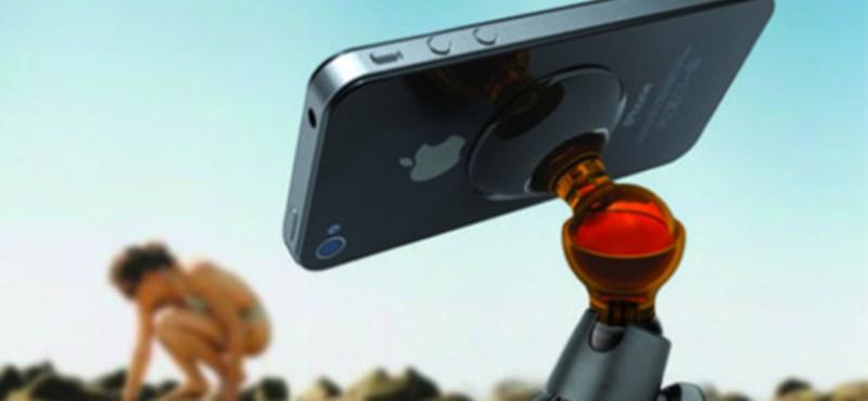 Forogj, iPhone 4, amerre én mondom!
