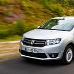 Első fotók a Dacia Logan 2-ről