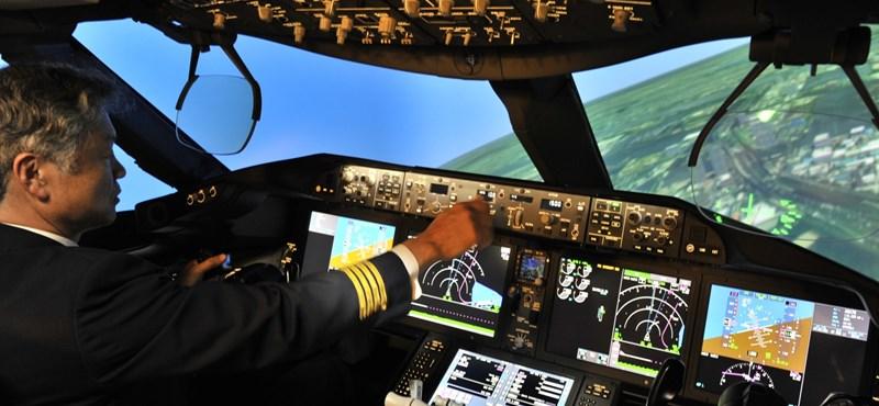 de5d2147a6da Itt aztán megtanulják a Wizz Air pilótái, milyen is, ha káoszban kell ...