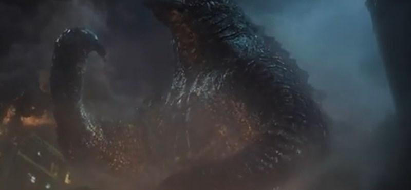 Godzilla visszatért, és Fiatokat zabál