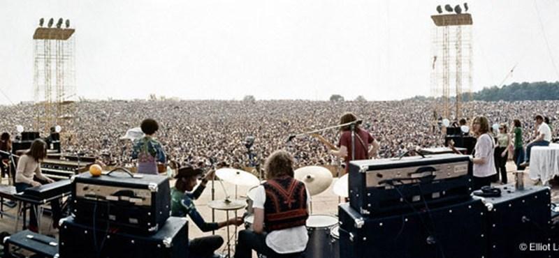 Lemondták a Woodstock 50 jubileumi fesztivált, és ebben semmi meglepő nincs