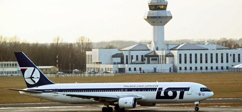 Felfüggesztette Budapest–Szöul-járatát a LOT