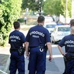 Rendőrökre csapott le a TEK a XIII. kerületi kapitányságon