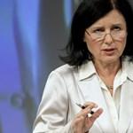 Vera Jourová: Nem találunk fogást a KESMA-n